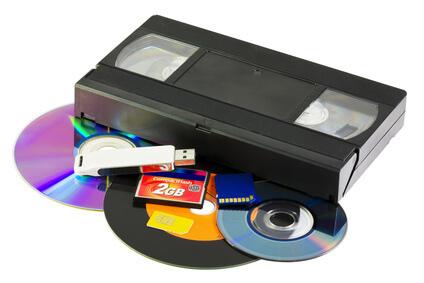המרת קלטות וידאו למחשב